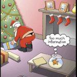grappige kerstplaatjes