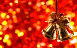 kerstklokje 2019 rood